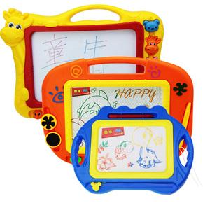 【送简笔画】儿童画画板彩色涂鸦板玩具