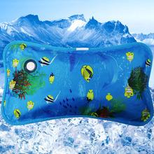 冰枕冰垫水枕冰枕头儿童成人水枕头夏季
