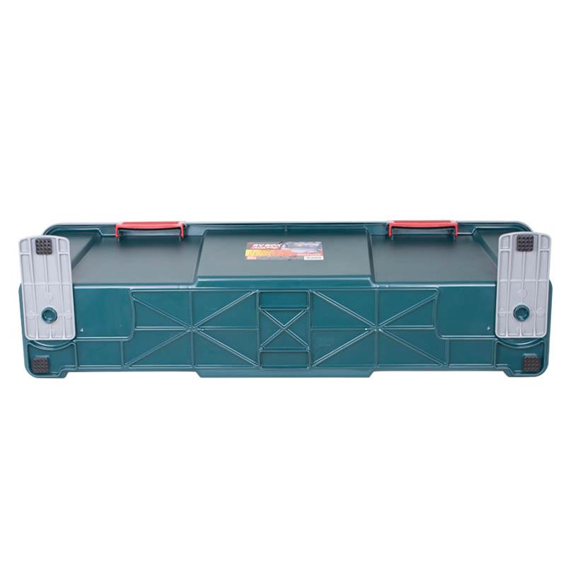爱丽思汽车收纳箱SUV车内后备箱储物箱置物箱多功能车载整理箱