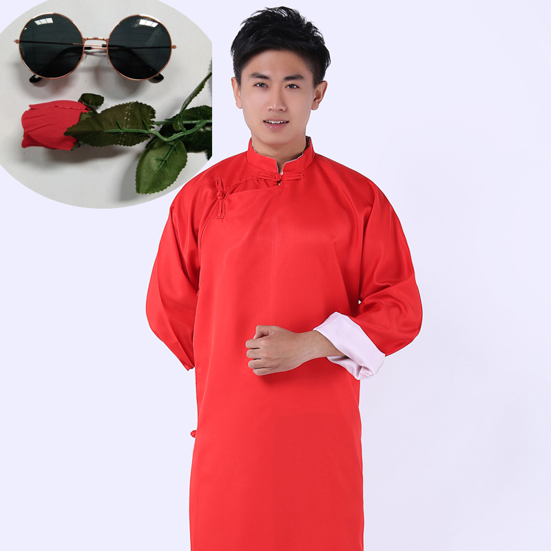 Chinese Red (send Roses + Sunglasses)