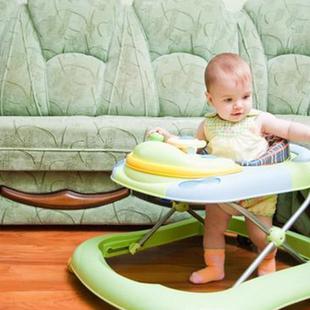 宝宝到了学步的阶段,聪明的家长这样做