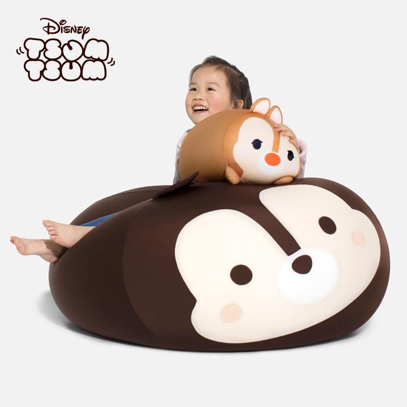 吱 ziia Disney Pines серия Kiki изображение 噗 懒 ленивый диван милая девушка кровать верх диван