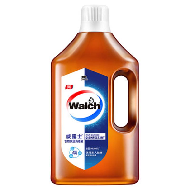 威露士1L装消毒液家用杀菌除菌液消毒水