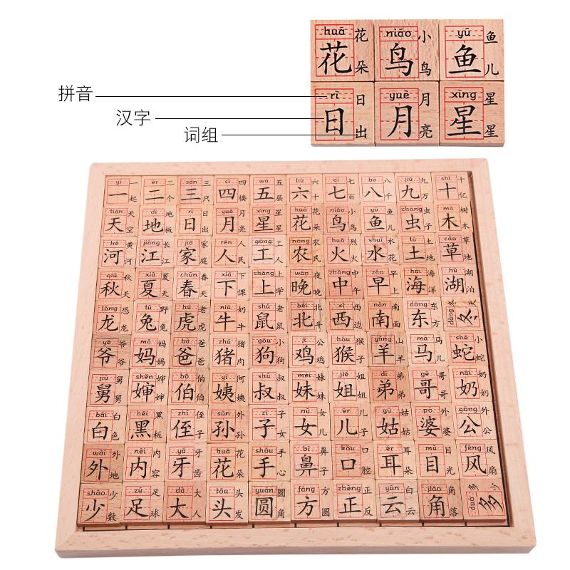 Детский набор для развития памяти Xingmeng round  1-100