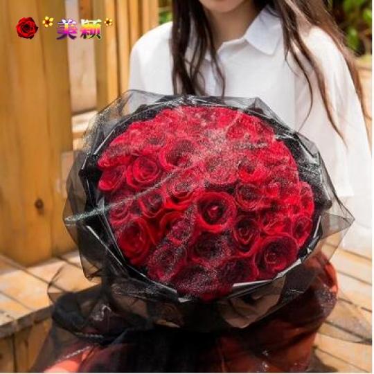 红玫瑰鲜花速递张家口怀来宣化张北阳原赤城尚义沽源蔚县万全康保