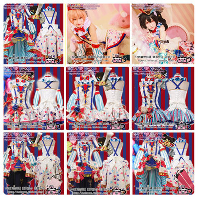 taobao agent The physical picture has been released. Cat dimension LoveLive Guo Guo Rin Zhen Ji Xi Nicole Full Circus Awakening Cos
