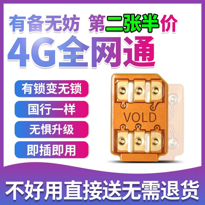 手机卡贴iPhoneX/8P/8/7P/6P/6S/5S/SE/XS美日版v手机编辑港版电信4G超雪GPP苹果告别卡贴黑联通ICCID解IOS12