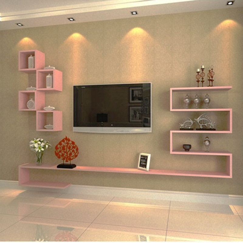 Tv Cabinet With Wall