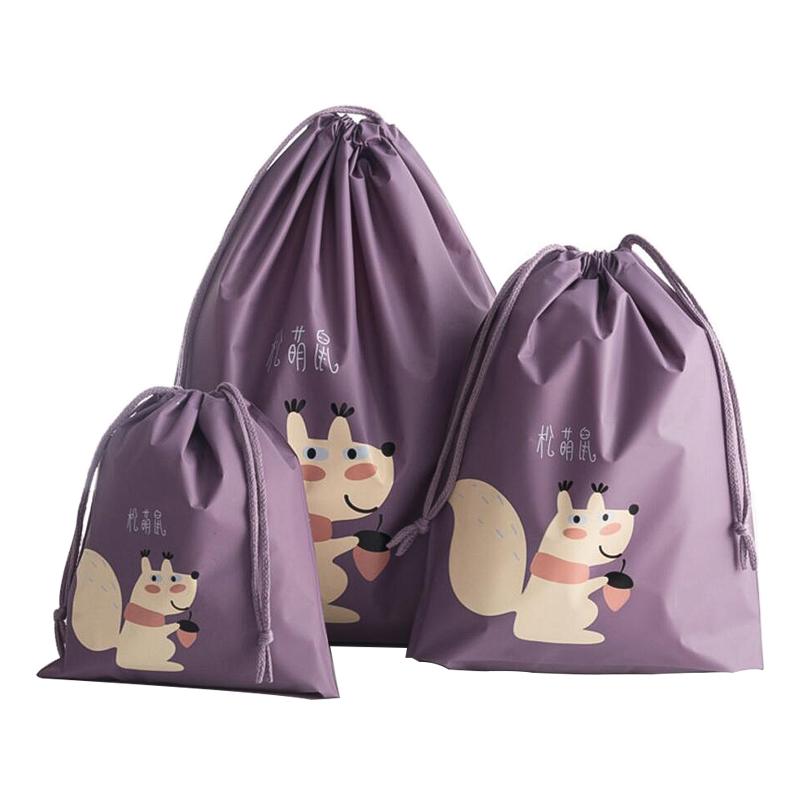 【雅琴户外】行李收纳袋旅行拉绳收口小袋子11-09新券