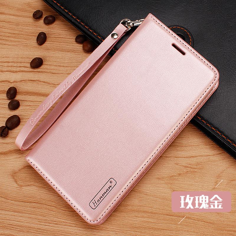 三星GalaxyS8+手机壳SM-G9550翻盖式3星s8plus软男女Samsungs8pius支架插卡硅胶s8p皮套式商务保护套钱包款