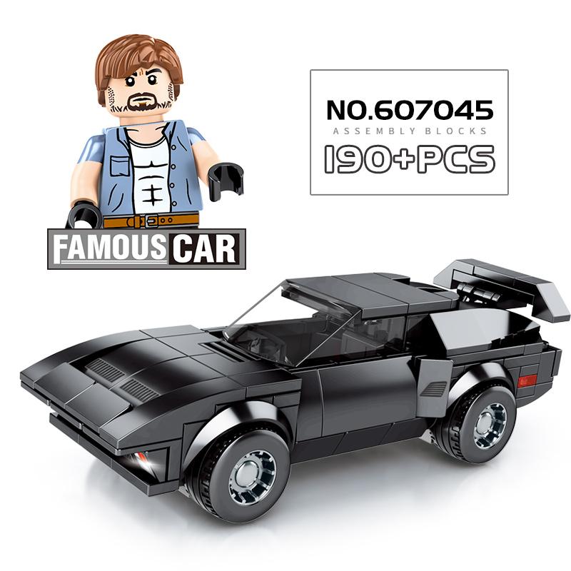 中國代購 中國批發-ibuy99 森宝积木拼装跑车模型组装赛车汽车男生益智6儿童玩具7岁以上男童