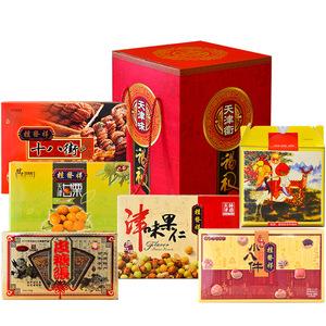 天津特产数八珍 – 天津-河东区特产
