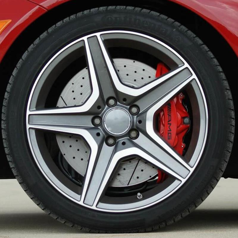 汽车改装轮毂17/18/19/20寸奔驰c63amgc260c200ls600