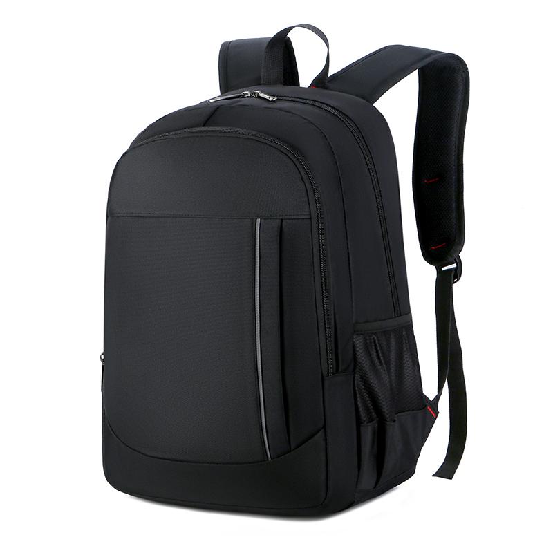 xoky双肩包男士背包男大容量时尚潮流中学生女书包电脑包旅行包