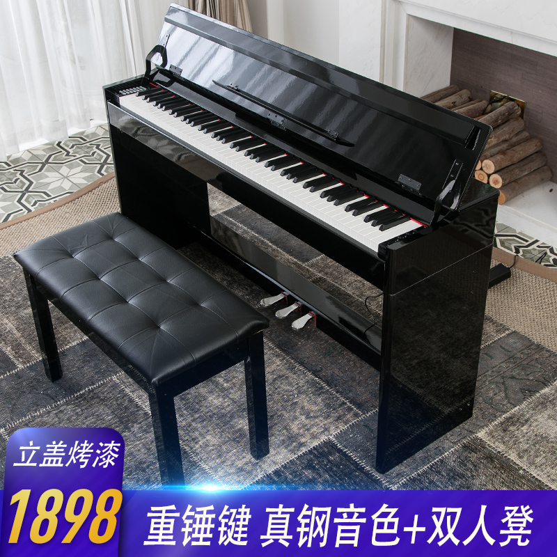 HB124 upgrade model heavy hammer paint black [collar volume price 1898] to the bench