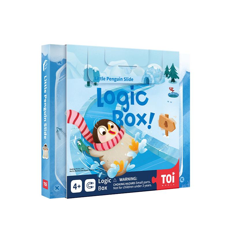 TOI图益儿童逻辑思维训练益智游戏玩具亲子互动男孩女孩3-4-5-6岁
