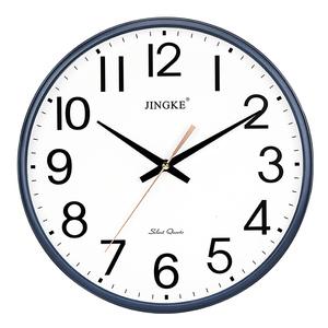 钟表 挂钟 客厅现代简约大气石英钟
