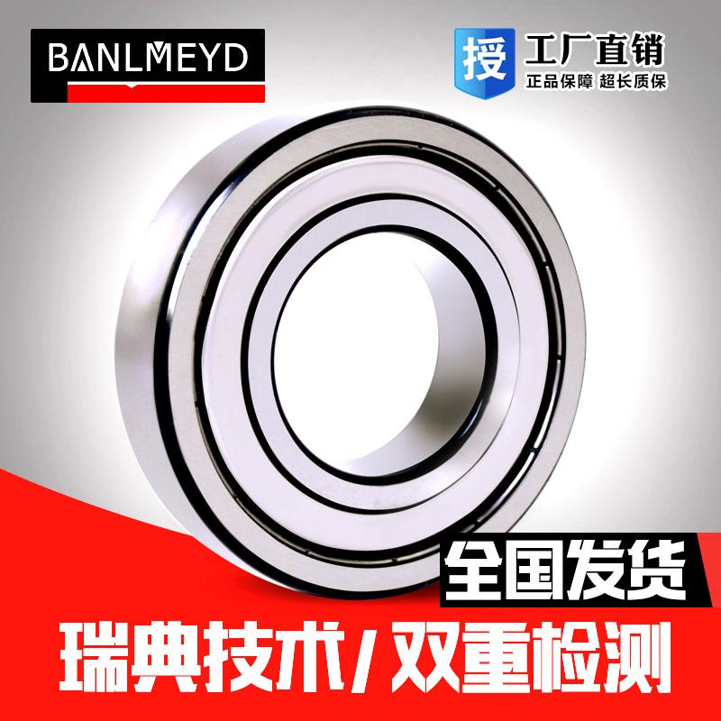 进口BMD不锈钢轴承S6204 S6205 S6206 S6207 S6208 S6209-2Z/P5
