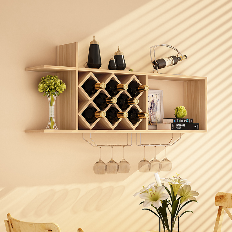 Usd 34 48 Wine Cabinet Hanging Wall