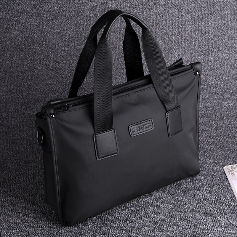 082306d27 Handbags Men's Business Casual Oxford Cloth Men's Briefcase Nylon Canvas  Men's Bag Shoulder Bag Computer Bag New