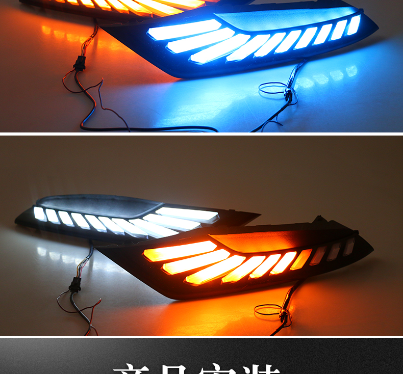 Độ đèn led xi nhan Đèn cản sau Mazda 3 2020-2021 - ảnh 12