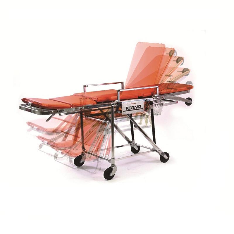 美国进口Ferno-Flex28重载型上车担架急救转运多功能轮椅担架设备(图3)