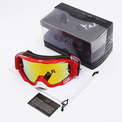 19 years FOX goggles motocross goggles mountain bike outdoor riding goggles off-road helmet goggles