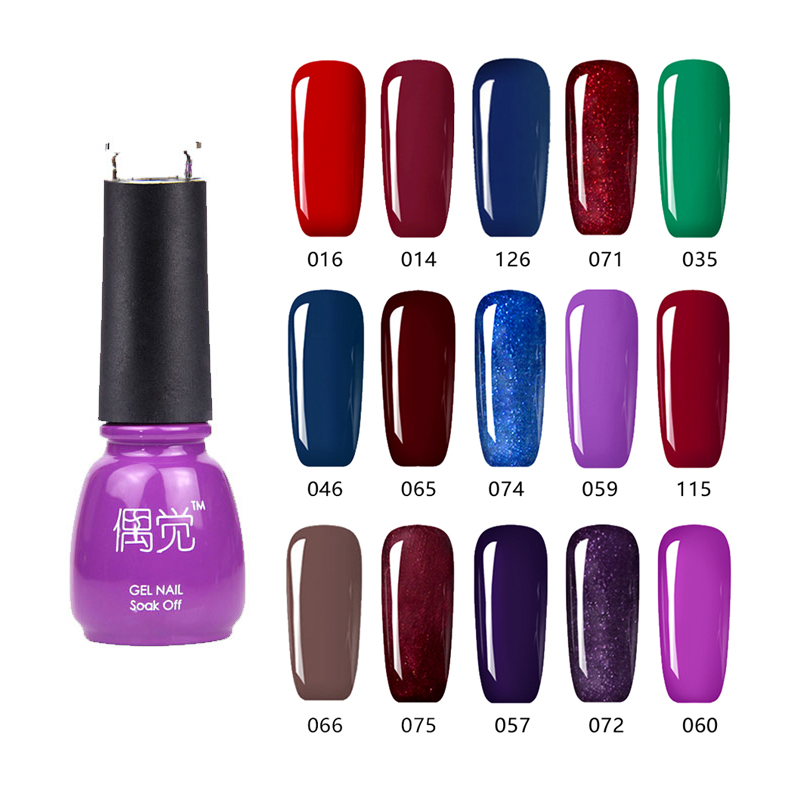 Usd 7 81 Even Feel Happy Qq Barbie Nail Polish 2019 Trendy Color 15