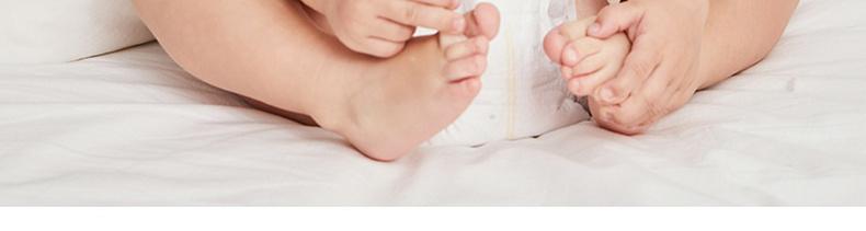 网易严选超薄婴儿拉拉学步裤男女宝宝通用尿不湿成长裤L30*1包(【网易严选】超薄婴儿拉拉裤L30*1包)