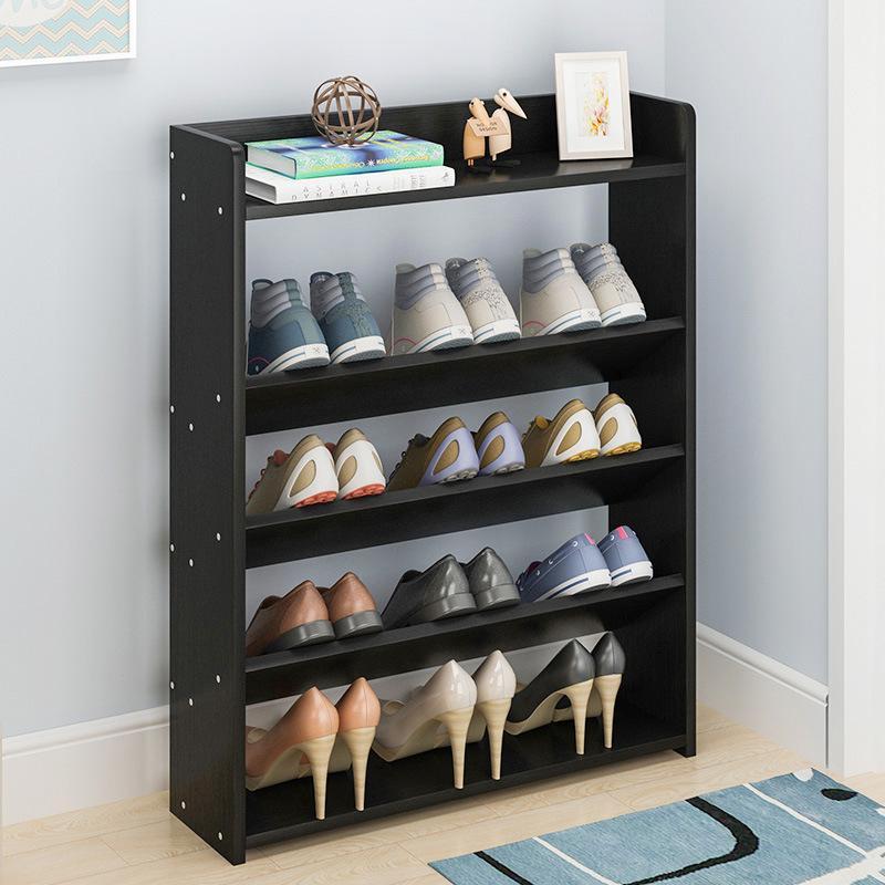 超窄简易鞋架斜插式鞋柜超薄17cm宽小型迷你门口省空间经济型小号