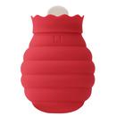 佐敦朱迪熱水袋注水防爆家用暖肚子小號隨身便攜暖手嬰兒暖水袋