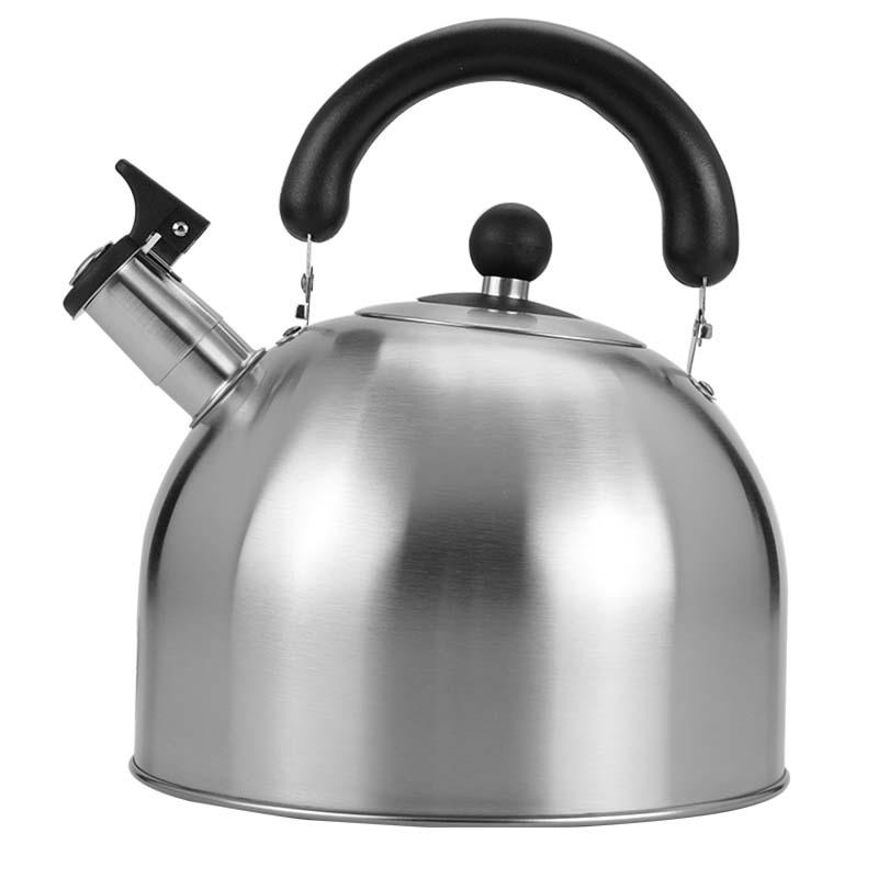 烧水壶煤气304不锈钢水壶鸣笛家用大容量电磁炉用燃气灶热开水壶