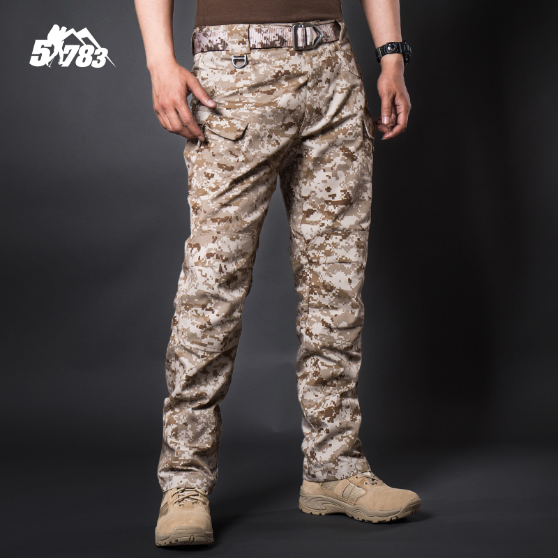 Usd 78 50 Military Fans Outdoor 511 Desert Camouflage Pants Male