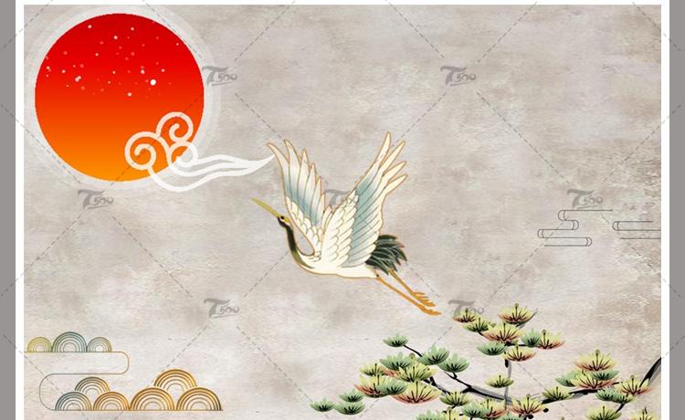 PSD古典设计新中式中国风设计素材大全插图8