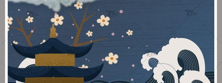 PSD古典设计新中式中国风设计素材大全插图45