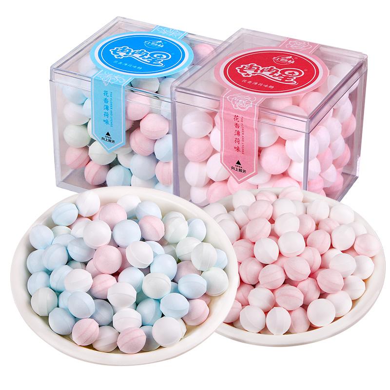 接吻香体糖礼盒装【第2件3.9元】