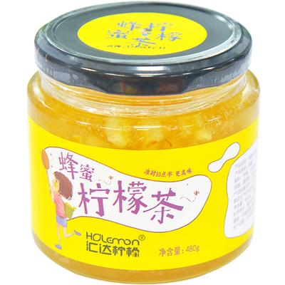 【汇达】蜂蜜柚子茶480g*2