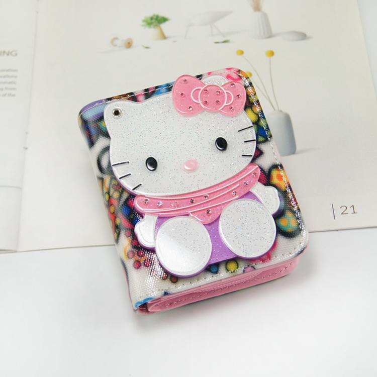 5426221151c80 Detská dievčatko kabelku kreslené roztomilé princeznej mince peňaženku  základnej školy multi-karta malé peňaženky detské peňaženky mužov
