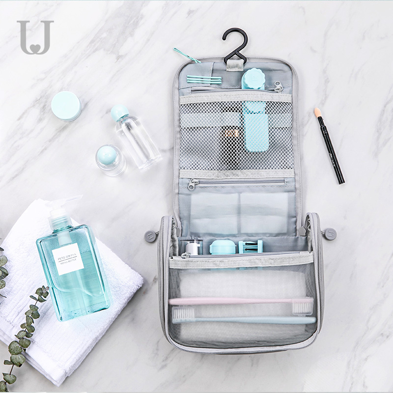 cca0b2fce52 Wash bag travel outdoor fitness travel portable transparent waterproof storage  bag cosmetic bag men and women ...