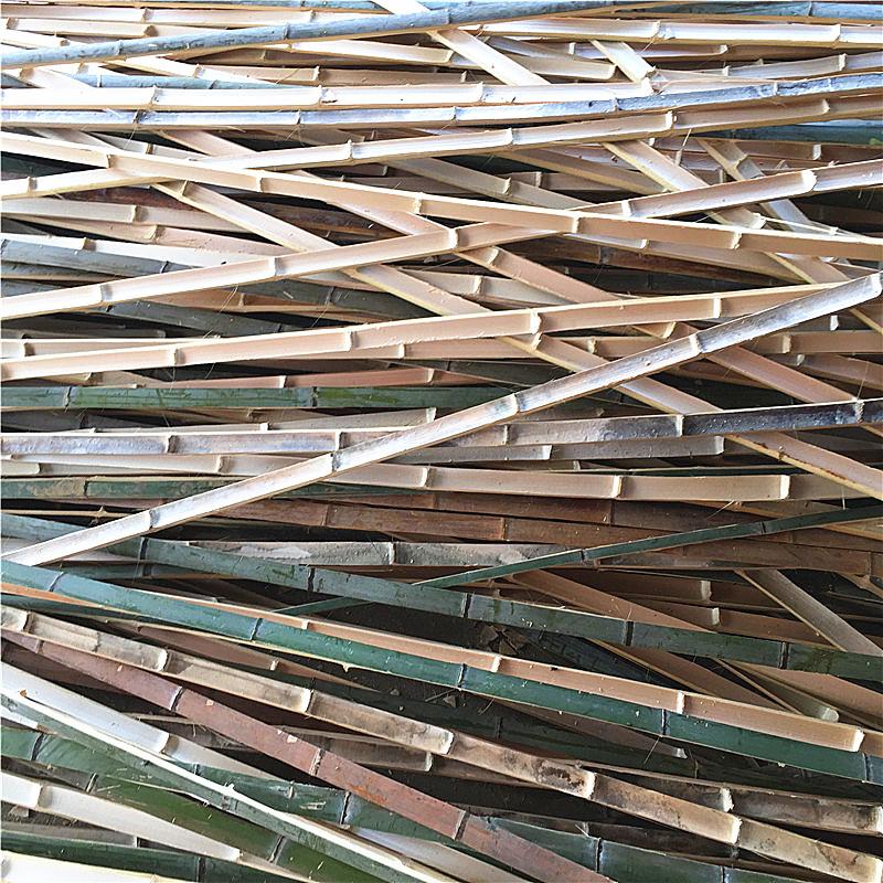 Vần điệu tốt Nguồn cung cấp làm vườn Tre cực tre Lát tre Dải nhà kính Khung nhà kính Hàng rào Khung đậu - Nguồn cung cấp vườn