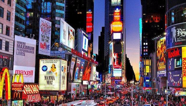 全球最著名10大广场!时代广场仅居末座