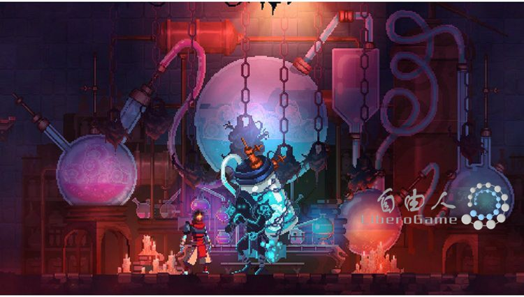 Nintendo Switch NS game Dead Cells Dead Cells Chinese horizontal version  clearance spot