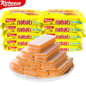 印尼丽芝士纳宝帝威化饼250g*2
