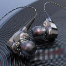 四核双动圈耳机入耳式四喇叭重低音