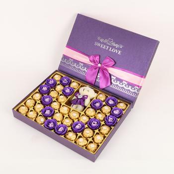 进口费列罗巧克力T28礼盒装送女友生日表白中秋节教师节礼品礼物