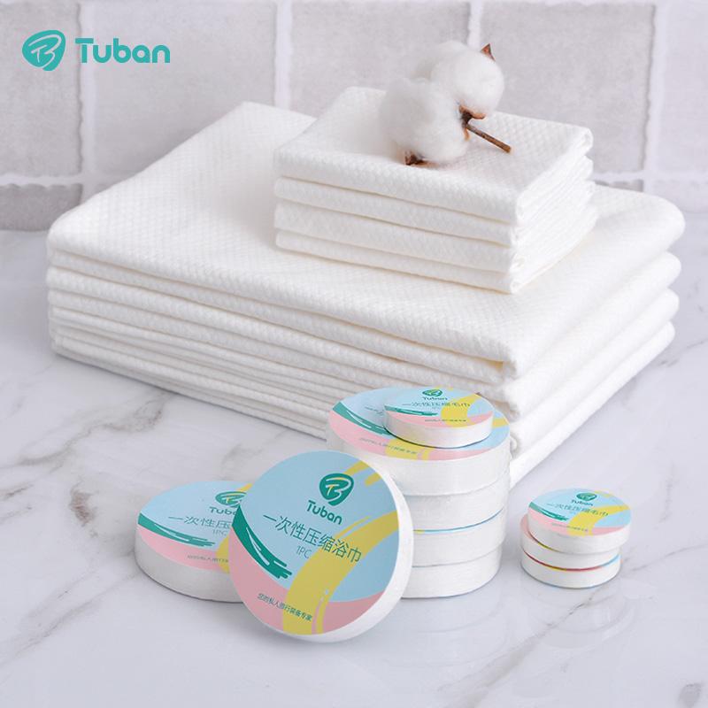 一次性压缩毛巾睡袋v毛巾洗脸床单枕套浴巾被罩隔脏纯棉用品必备巾