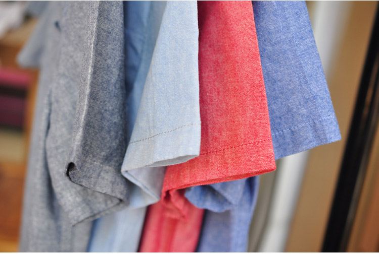 Sauce Summer men's shirt cotton short-sleeved shirt men's casual shirt men's slimmed-down Oxford spinning shirt 62 Online shopping Bangladesh