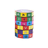 Творческое сложение, вычитание, умножение и делитель слово Кубик рубика детские детские Головоломка раннего обучения математике мужской Детская девочка, ребенок, малыш, игрушка