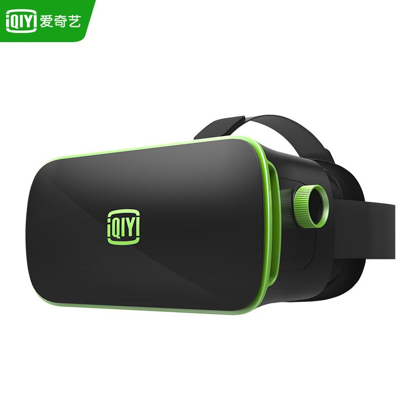 爱奇艺小阅悦plusVR眼镜手机专用3d眼镜虚拟现实头戴电影设备游戏