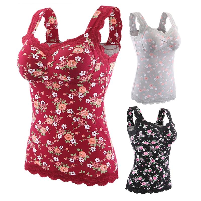零束缚文胸背心式一体无钢圈舒适睡眠聚拢防下垂棉质内衣女带胸垫